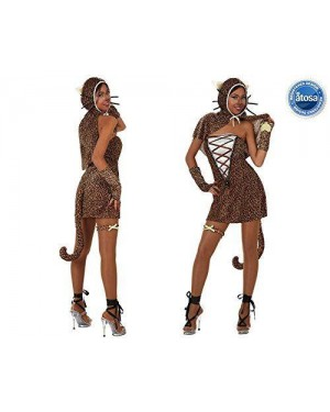 Costume Donna Leopardo T-2.