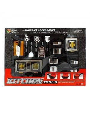 ATOSA 51006 atosa set cucina pentole +fuochi