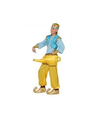 Costume Genio Della Lampada, Adulto T3 Xl