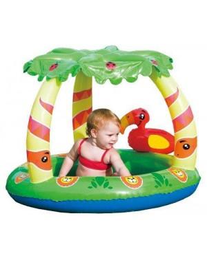 bestway 52179 gonfiabile piscina giungla 99x91x71