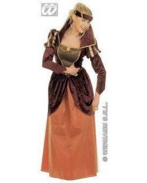 Costume Regina Medievale M