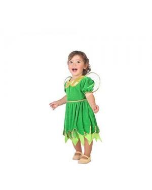 ATOSA 57021 costume fata verde 0-6 mesi trilly
