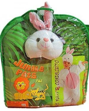COMOGIOCHI 4007 costume coniglietto 1/2 2/3