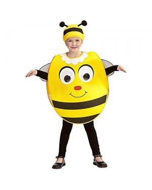 WIDMANN 01481 costume poncho ape occhi grandi c/capp
