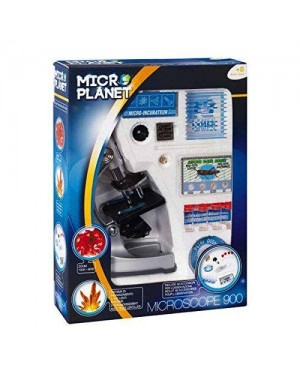 giocheria rdf50514 microplanet microscopio 100x 750x
