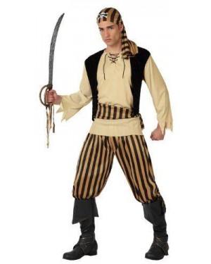 Costume Pirata, Adulto T. 2