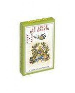 modiano 302537 carte tarocco libro del destino