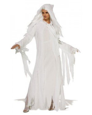 RUBIES 57015 costume donna fantasma m con parrucca