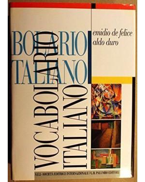 SEI SCOLASTICO 5297 dizionario di italiano de felice