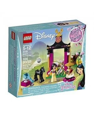 LEGO 41151 lego disney princess mulan addestramento