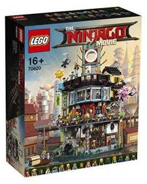 LEGO 70620 LEGO NINJAGO CITY