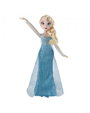 hasbro b5161eu4 frozen bambola fashion asst anna o elsa