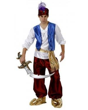 Costume Da Guerriero Arabo Adulto T3 Xl