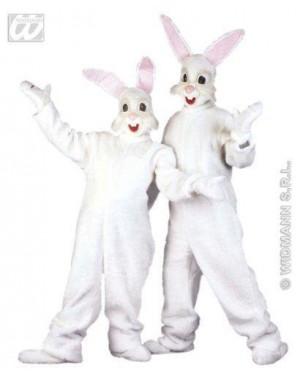 Costume Coniglio In Peluche M Teatrale