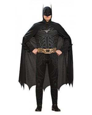 RUBIES 880629XL costume batman xl tuta+masc+cint+mant