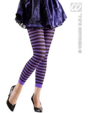 widmann 2045h calze leggings rigati ass. in 3 colori-70 den