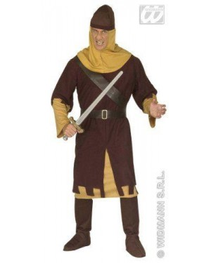 Costume Soldato Xl Medievale