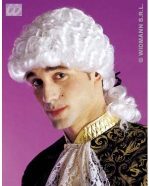 widmann a6028 parrucca cavaliere bianca