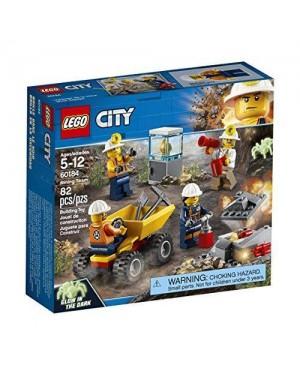 LEGO 60184 lego city miniera team della miniera