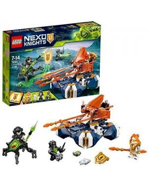 LEGO 72001 LEGO NEXO KNIGHTS IL GIOSTRATORE VOLANTE DI LANCE