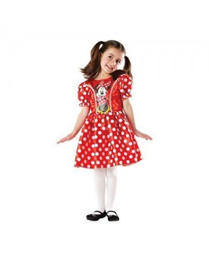 RUBIES 883859 costume minnie 7/8 topolina disney