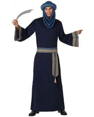 Costume Arabo Beduino Azzurro T2 M\L