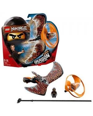 LEGO 70645 lego ninjago spin maestro dragone cole