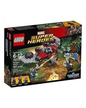 LEGO 76079 lego marvel guardiani galassia 2017 #1 segreto