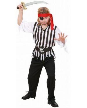 Costume Pirata 128Cm 5/7