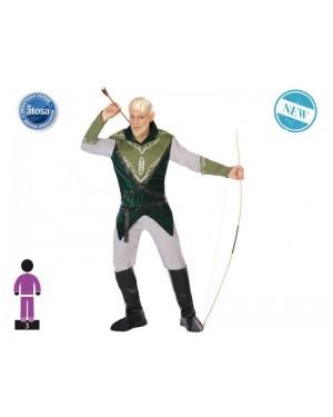 ATOSA 54511 costume elfo uomo t-2 (tipo b)