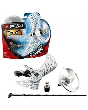 LEGO 70648 lego ninjago spin maestro dragone zane