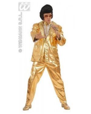 Costume Elvis M King Of Rock Lusso