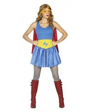 Costume Eroe Comic M-L