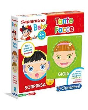 CLEMENTONI 11957 SAPIENTINO BABY TANTE FACCE