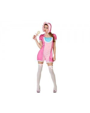 Costume Baby Femmina, Adulto T2 M\L
