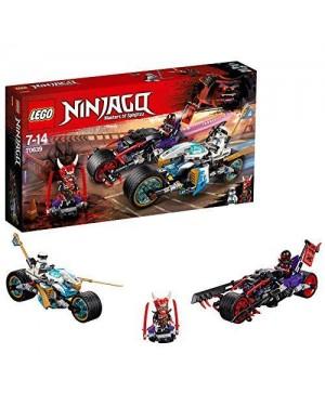 LEGO 70639 lego ninjago gara su strada giaguaro-serpente