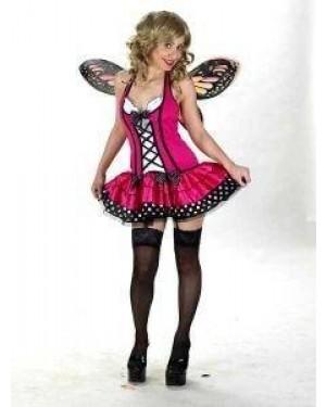 Costume Farfalla M 2 Colori