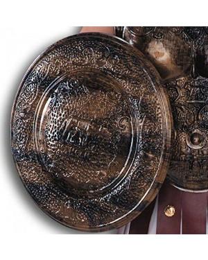 carnival toys 01868 scudo romano oro 40cm plastica