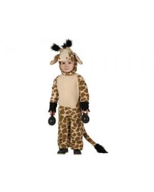 Costume Giraffa 5-6 Bambino