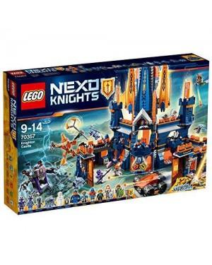 LEGO 70357.0 lego nexo knights castello di knighton