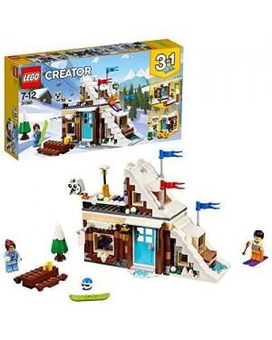 LEGO 31080 lego creator vacanza invernale modulare