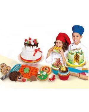 CLEMENTONI 15782 cucina creativa torte e biscotti