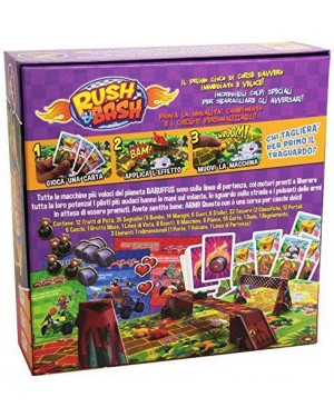RED GLOVE 2046 games - rush e bash 7+