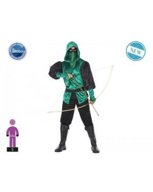 ATOSA 53924 costume arciere t-3