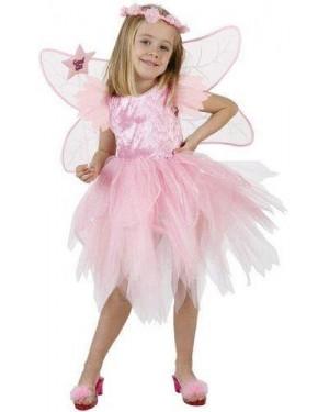 ATOSA 39958.0 costume fata rosa 3-4