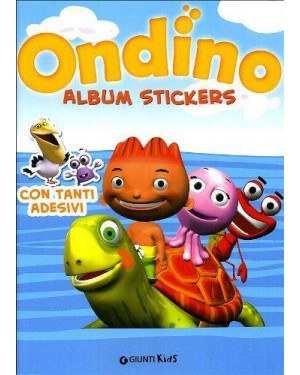 ONDINO ALBUM STICKERS