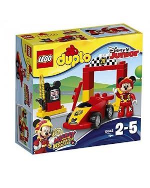 LEGO 10843 LEGO DUPLO DISNEY TM AUTO SPORTIVA DI TOPOLINO