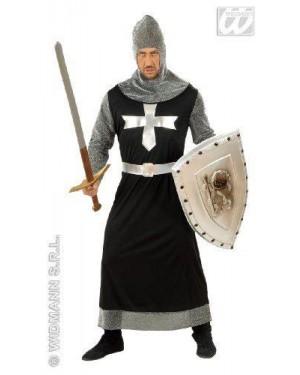 WIDMANN 57321 costume crociato dark crusader s