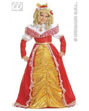 Costume Gran Duchessa 11/13 158Cm C/Sottogonna