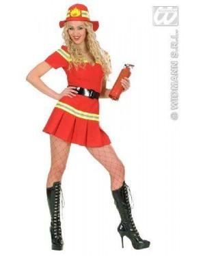 Costume Pompiere Donna S